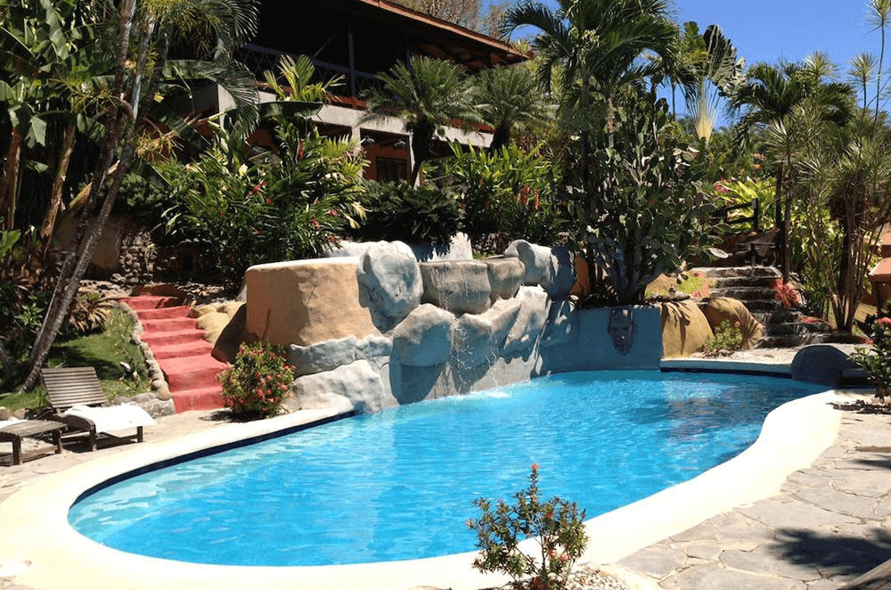El Jardin Hotel Pool