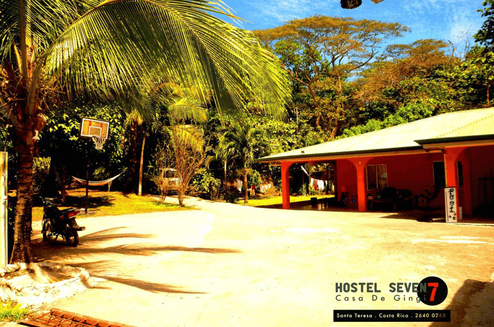 Hostel Seven Amenities