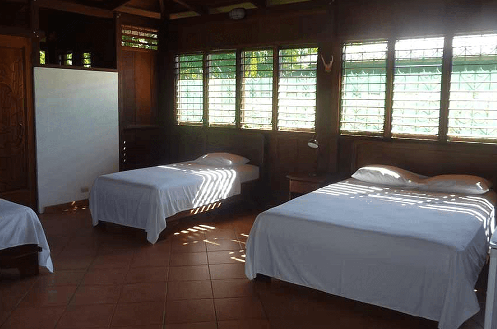 Mal Pais Surf Camp Room