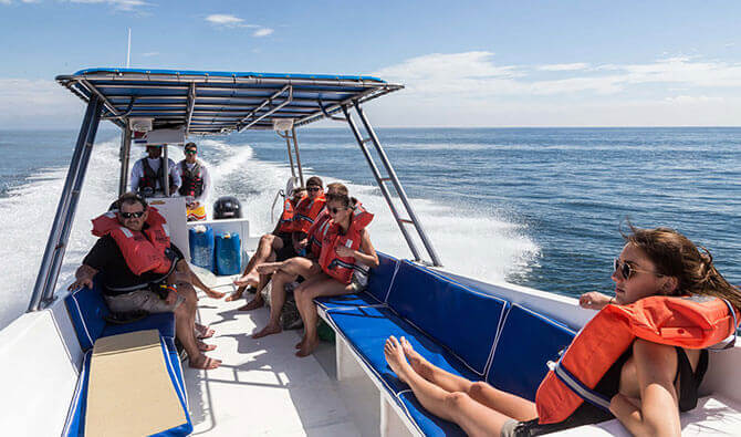 Montezuma to Dominical Boat Service