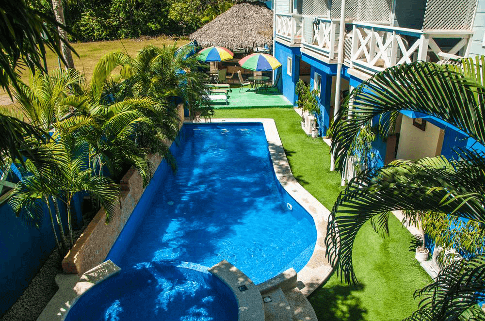 Playa Carmen Hotel Pool