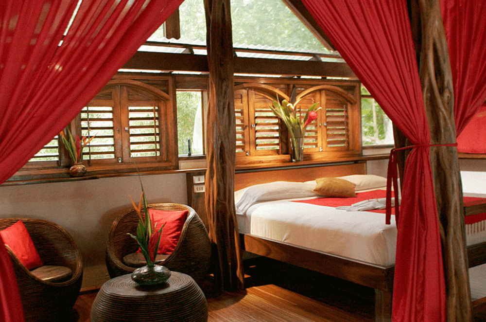 Red Palm Villas Room