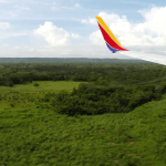 southwest-landing-at-liberia-airport-costa-rica