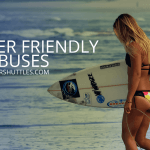 Surfer Friendly Mini Buses