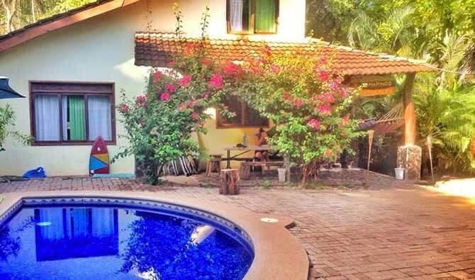 Tamarindo Backpackers Hostel Amenities
