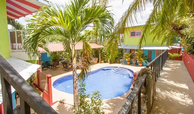 Tamarindo Village Hotel Amenities