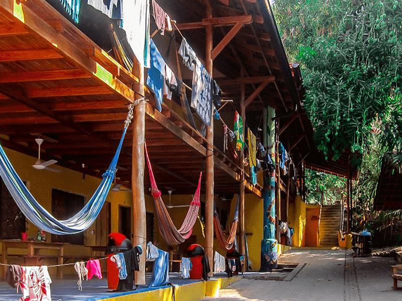 Best Hostels In Santa Teresa Costa Rica Tropical Tours