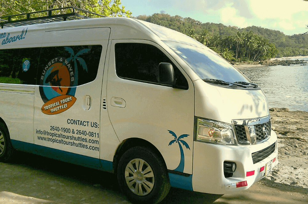 Ylang Ylang Beach Resort Shuttle Services